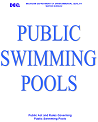 Michigan DEQ Public Swimming Pool Code